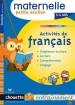 livre de francais pour maternelle