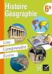 livre de géographie 6ème
