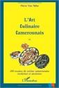 livre de cuisine camerounaise à vendre
